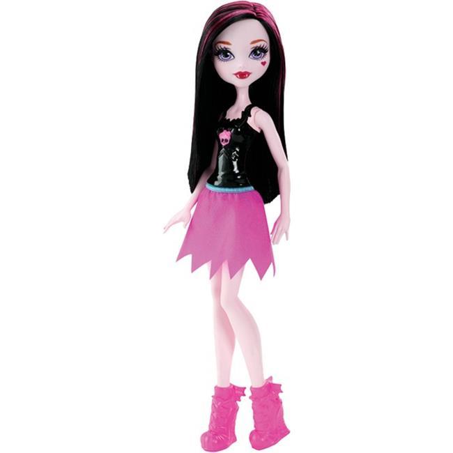 Mattel DNV65 Monster High Doll Assortment, Multicolored by Mattel
