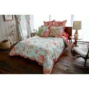 Amy Butler Sari Bloom Floral Sheet Set