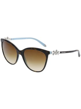 3c1bf15c31e Product Image Tiffany   Co Women s Gradient TF4131HB-81913C-56 Blue  Rectangle Sunglasses