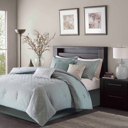 Home Essence Hudson 7 Piece Comforter Set