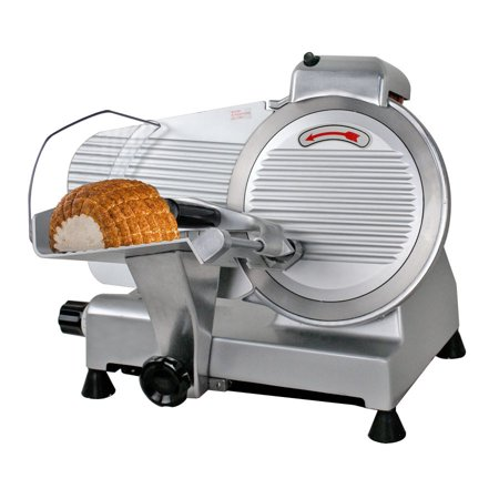 Zeny 10 Industrial Meat Cheese Food Deli Store Slicer Commercial Spinning Sharp (Best Grocery Store Deli Meat)