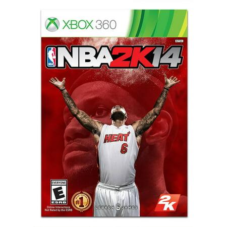 NBA 2K14, 2K, Xbox 360, 710425492952 - Halloween 4 Movie 2k