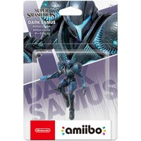 Dark Samus Super Smash Bros. Series amiibo