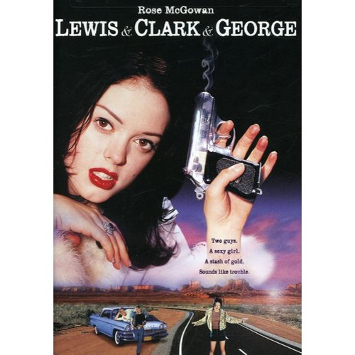 Lewis And Clark And George With Rose Mcgowan - DVD