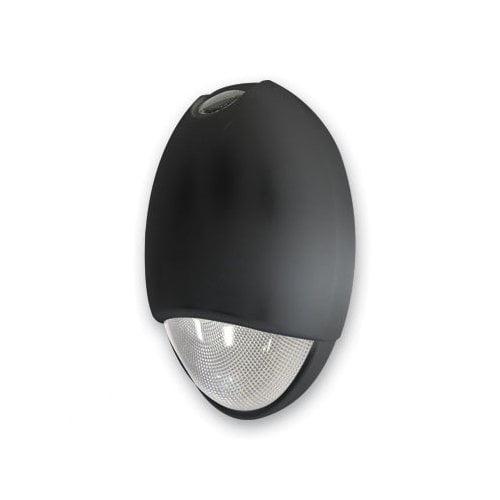 Barron Lighting Outdoor Emergency Light in Black by Barron Lighting