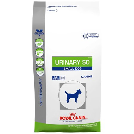 Veterinary Diet (Royal Canin Veterinary Diet Canine Urinary SO Dry Dog Food - Small Dog - 8.8 lb)