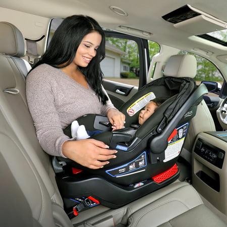 Britax B Safe Gen2 Infant Car Seat, Britax B Safe 35 Car Seat Base Installation With Belt
