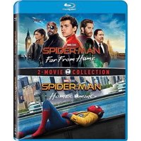 Spider-Man: Far From Home / Spider-Man: Homecoming (Blu-ray + Digital Copy)