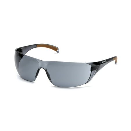 Pyramex Safety Products Carhartt Billings Safety Glasses Gray Lens With Gray Temples