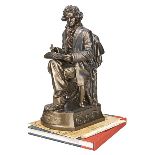 Design Toscano The Great Composers Beethoven Figurine