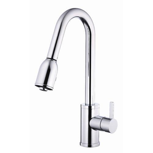 Danze Amalfi Single Handle Deck Mount Kitchen Faucet