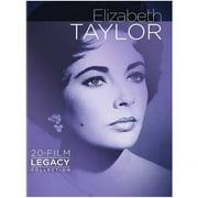 Elizabeth Taylor: 20-Film Legacy Collection by WARNER HOME VIDEO