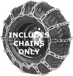 Peerless Industries Tire Chains for 20 x 10.00 x 8