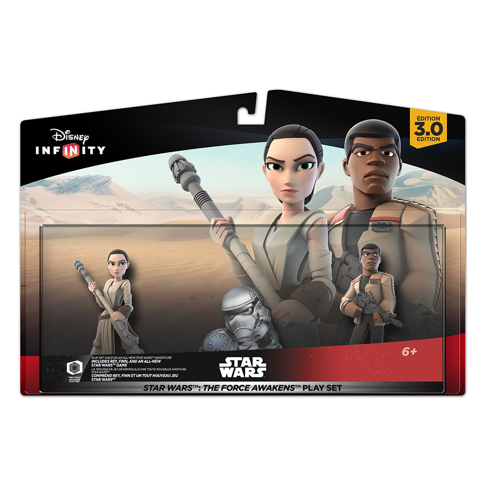 Disney Infinity 3.0 Edition Star Wars: The Force Awakens Play Set