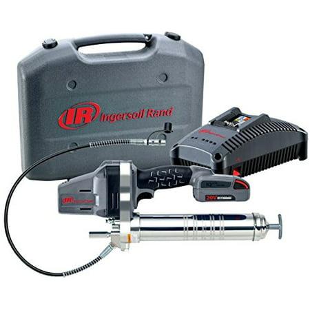 Electric Grease Gun >> Ingersoll Rand Lub5130 K12 20v Cordless Grease Gun Kit