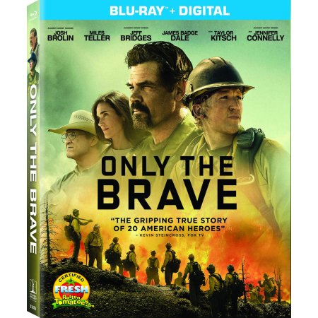 Only the Brave (Blu-ray + Digital) (Angus Brave)