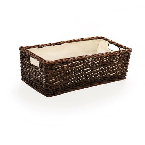 Better Homes and Gardens Handwoven Media Basket