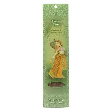 Incense Sticks Ragini Todi - Tropical Fruit, Jasmine, and Sandalwood -  Euphoria