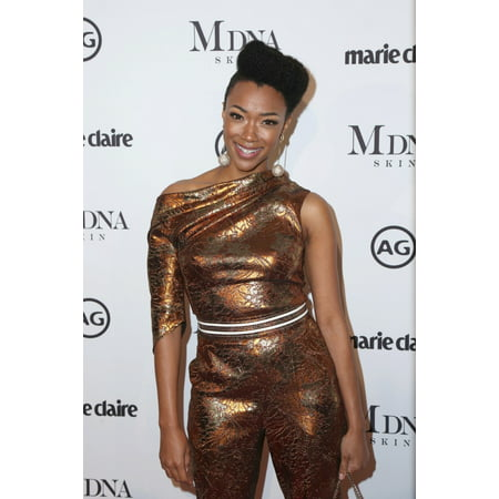Sonequa Martin-Green At Arrivals For Marie Claire Image Makers Awards Delilah In West Hollywood Los Angeles Ca January 11 2018 Photo By Priscilla GrantEverett Collection Celebrity
