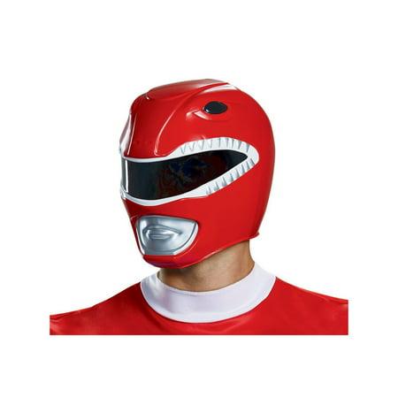 Red Ranger Helmet Adult Halloween Accessory - Deadmau5 Helmet For Halloween