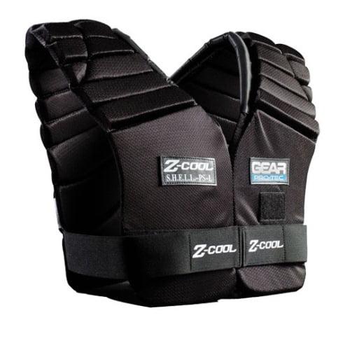 Football Padded Vest by Gear Pro Tec, Z-Cool - XL