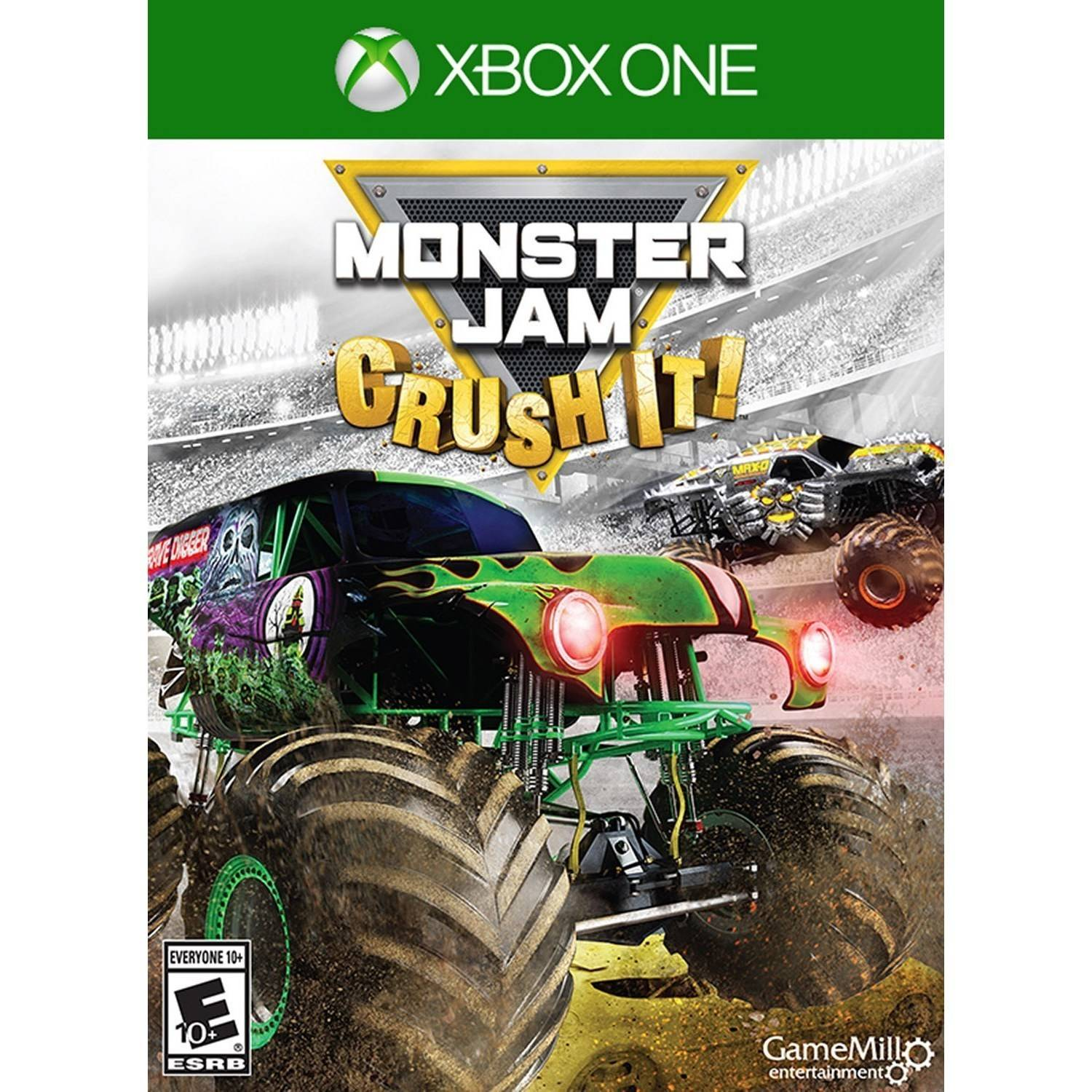 Monster Jam (Xbox One) by MADCOW