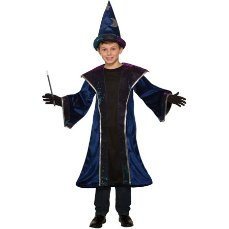 Celestial Sorcerer Costume For Boys - Size MEDIUM - Beaker Costume For Sale