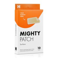 Hero Cosmetics Mighty Patch Acne Patches Surface, 10 count