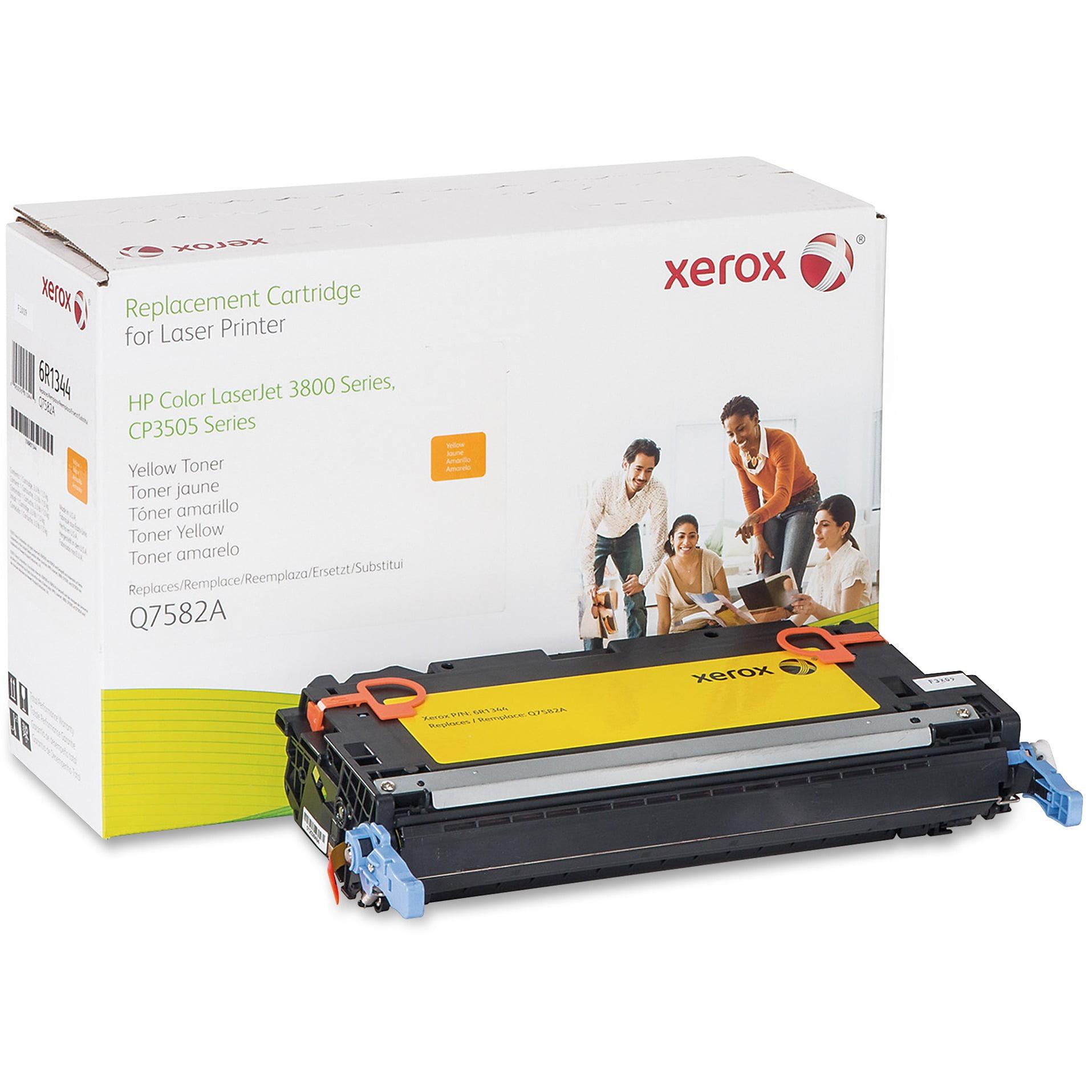 Xerox, XER6R1344, 6R1343/4/5 Remanufactured HP 503A Toner Cartridges, 1 Each