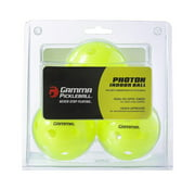 GAMMA Photon Indoor Pickleball - 3 Pack