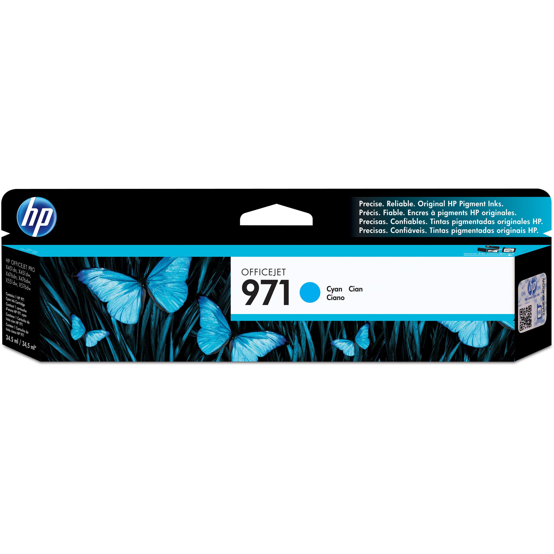 HP, HEWCN622AM, 971 971XL Ink Cartridges, 1 Each by HP