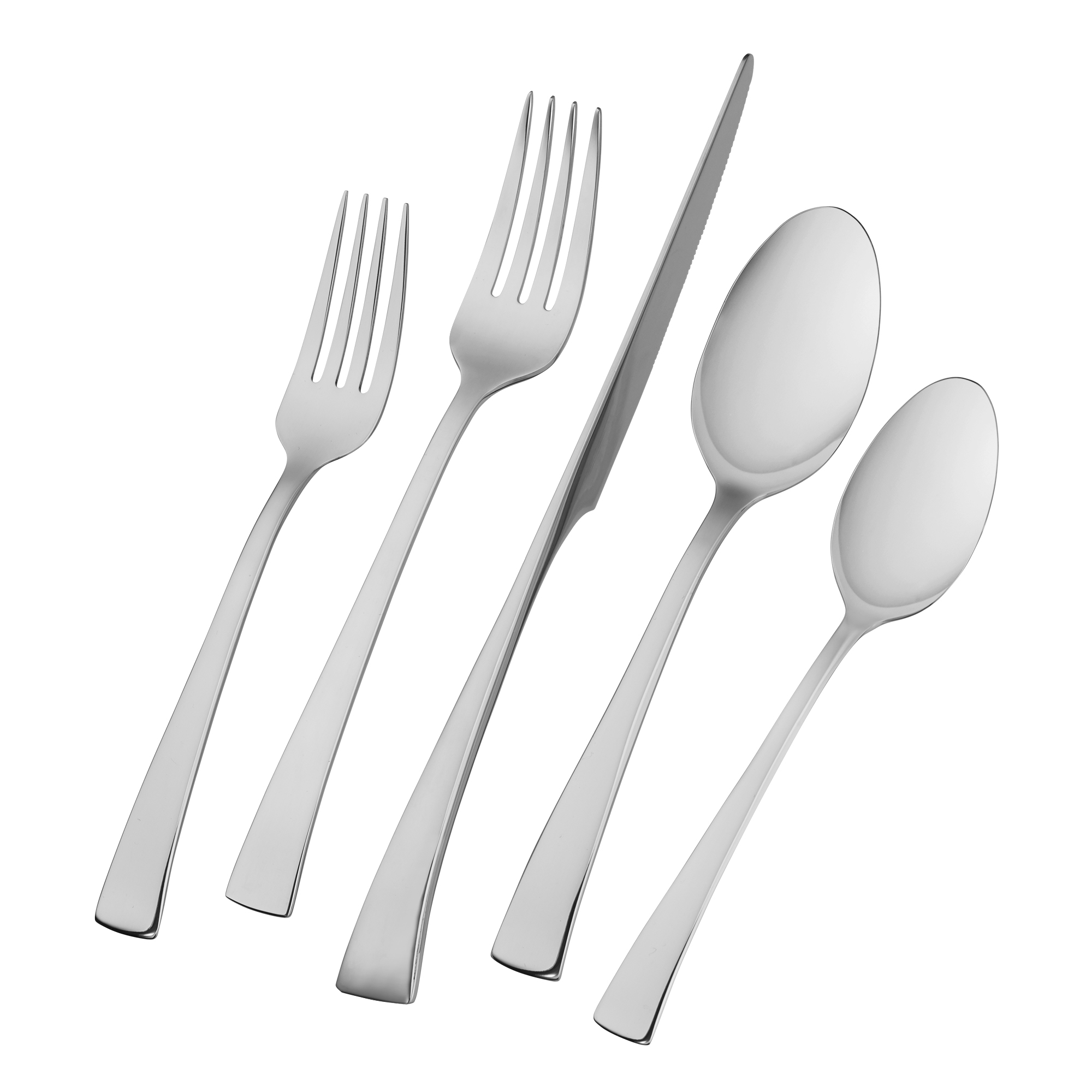 ZWILLING J.A. Henckels Bellasera 18/10 Stainless Steel Flatware Set