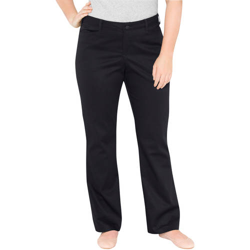 Simple Dickies Women39s Relax Straight Twill Pants  Walmartcom