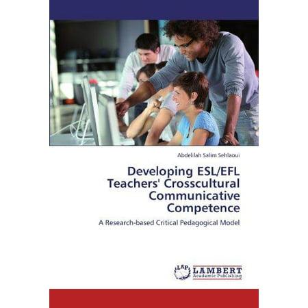 Developing ESL/Efl Teachers' Crosscultural Communicative Competence - image 1 of 1