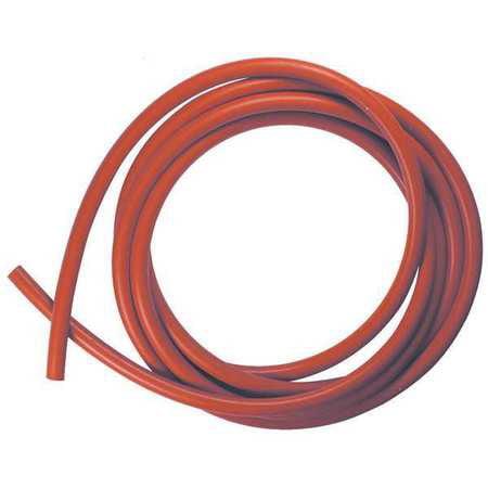 CSSIL-5/16-10 Rubber Cord, Silicone, 5/16 In Dia, 10 Ft