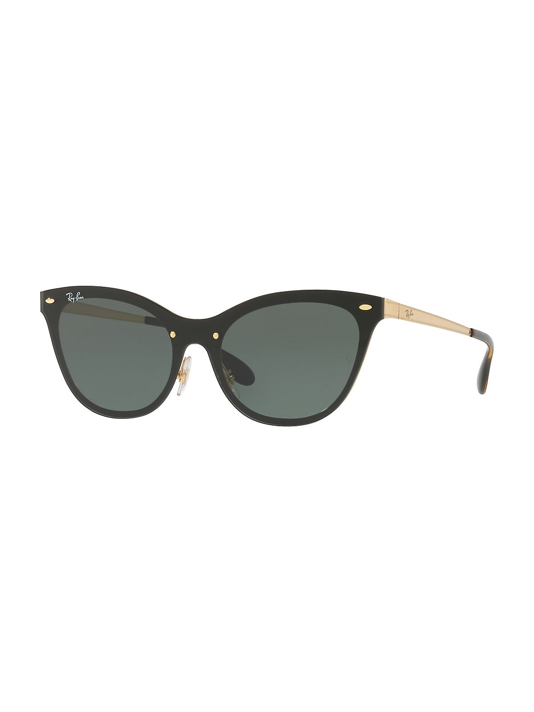 07eb55b6a70 Ray-Ban - Ray Ban RB 3580 043 71 BLAZE CAT EYE Sunglasses - Walmart.com