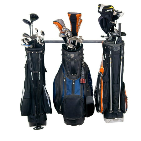 Monkey Bar Storage Small 3 Golf Bag Rack