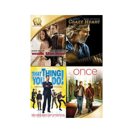 Walk the Line / Crazy Heart / That Thing You Do / Once (Kevin Hart Best Lines)