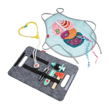 Fisher-Price Patient and Doctor Kit with Accessories