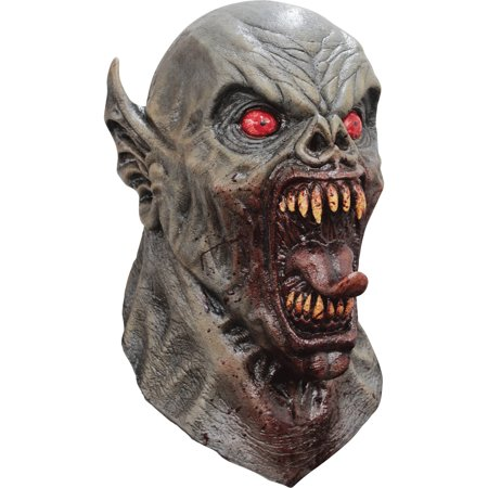 Ancient Nightmare Mask Adult Halloween Accessory (Ancient Druids Halloween)