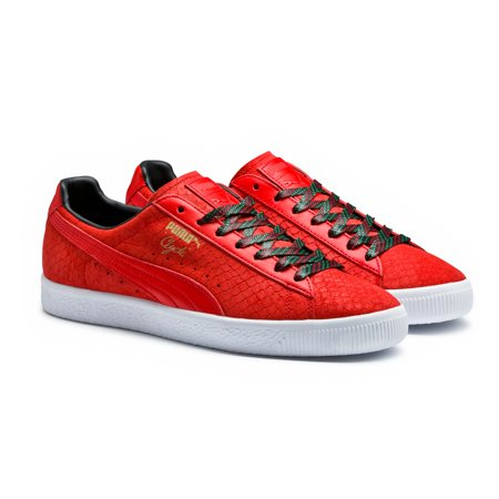 Puma Mens sneakers CLYDE GCC 362631-02 (Puma Shoes Sneakers Men)