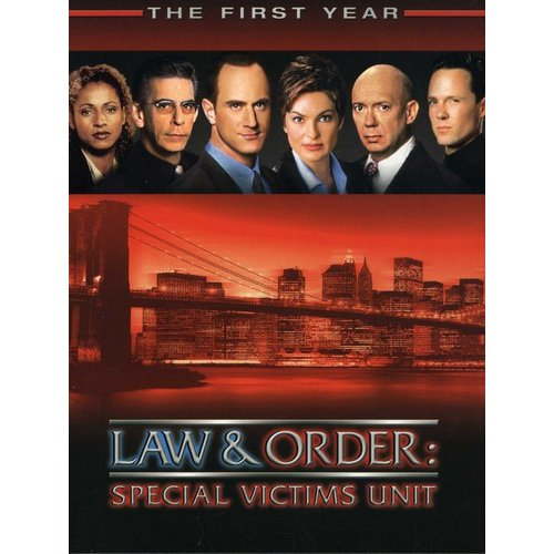 Law & Order: Special Victims Unit - The  First Year (Full Frame)