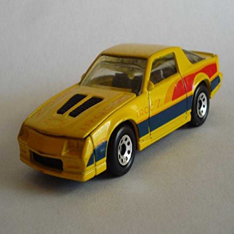 1987 Matchbox MB51 CAMARO IROC-Z Automotive Superstars Series (1:64 Diecast Car) by Tablecraft Products Company