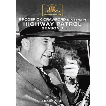 Highway Patrol: Season One (DVD)](Georgia Highway Patrol Halloween)