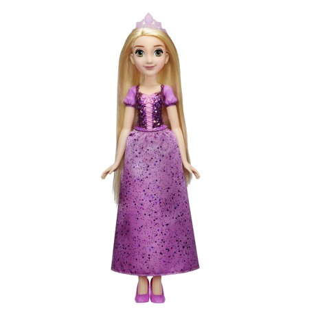 Disney Princess Royal Shimmer Rapunzel, Ages 3 and up - Rapunzel Cameo