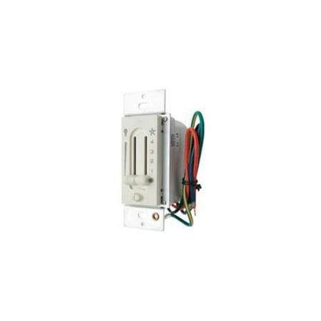 Hunter Fan Company 27183 Fan/Light Preset Dual Slide Fan/Light Control