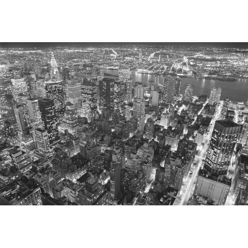 Brewster DM661 Empire State Building East View Wall Mural