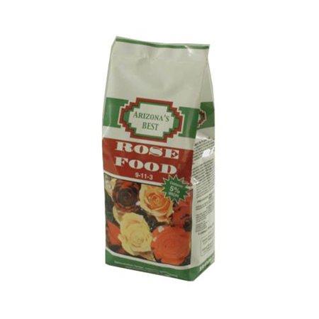 Arizonas Best AZB10071 Rose Food, 9-11-3 Formula, 20-Lbs. - Quantity