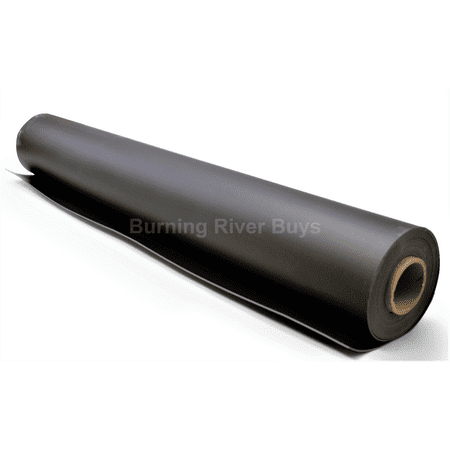 soundsulate 1/2 lb Mass Loaded Vinyl Soundproofing 4' x 50', 200 sf (Soundproofing A Fence With Mass Loaded Vinyl)