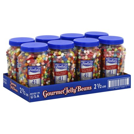 Starburst Jelly Beans (Gimbal's Gourmet Jelly Bean Jar, 40)